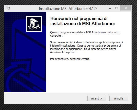 4.1.0 TÉLÉCHARGER MSI AFTERBURNER